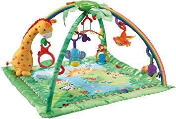 tapis d éveil fisher price jungle