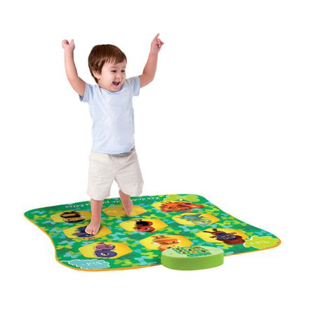 tapis de danse enfant