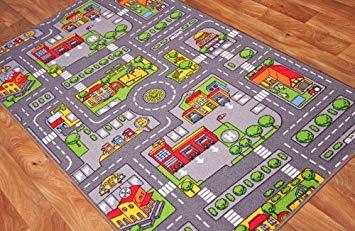 tapis de jeu circuit