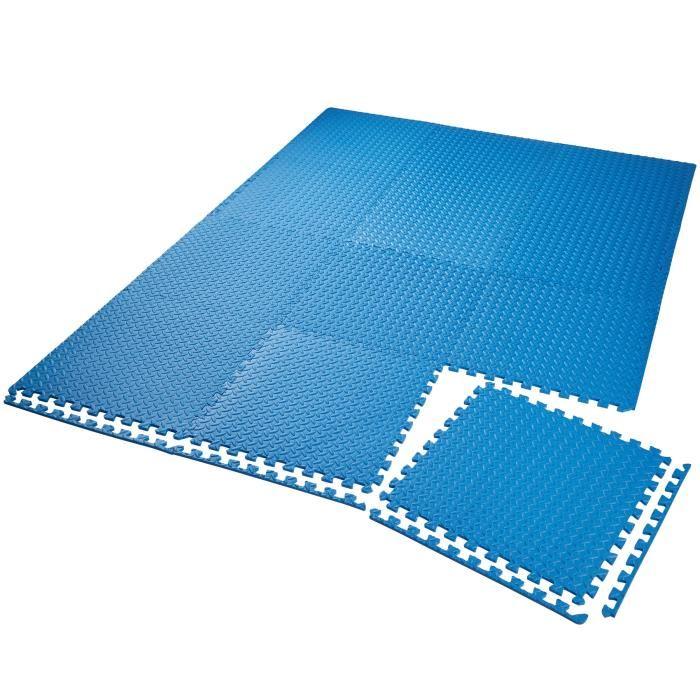 tapis sol puzzle sport
