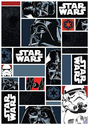 tapis star wars