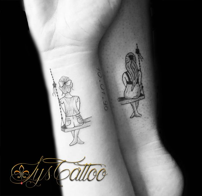 tatouage fillette