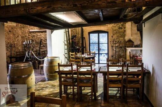 taverne des pirates