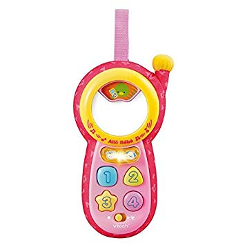 telephone allo bebe vtech