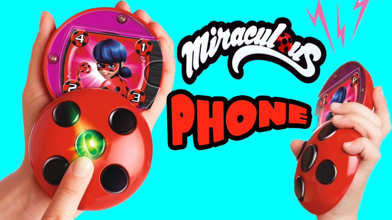 telephone ladybug