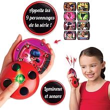 telephone magique ladybug