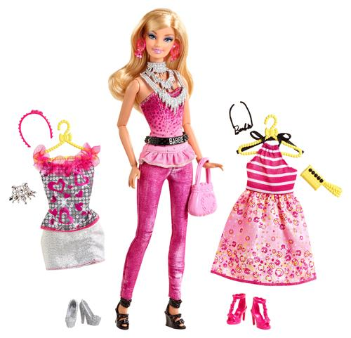 tenue barbie