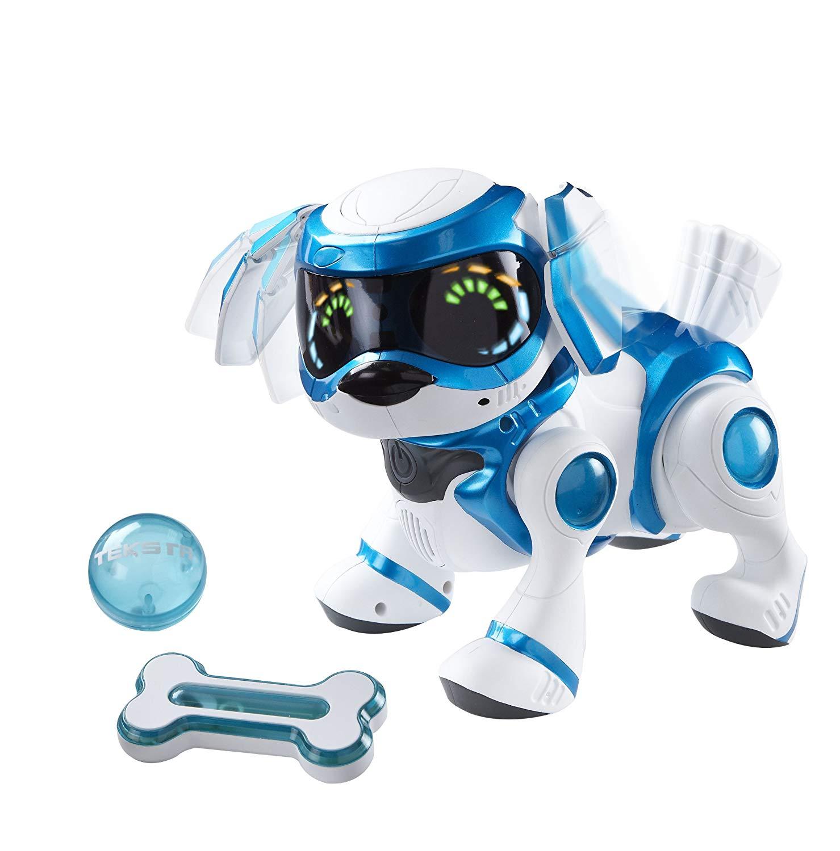 texta chien robot