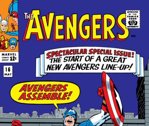 the avengers 16