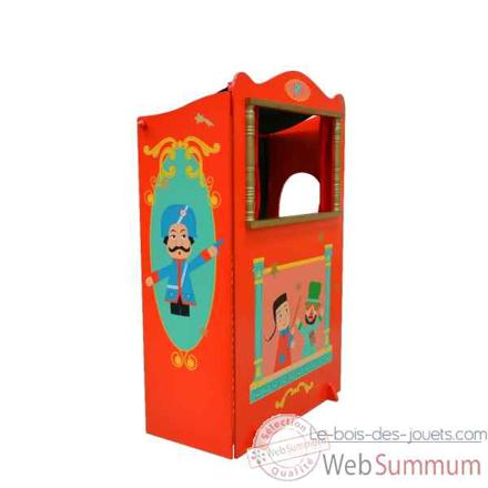 theatre de marionnettes jouet