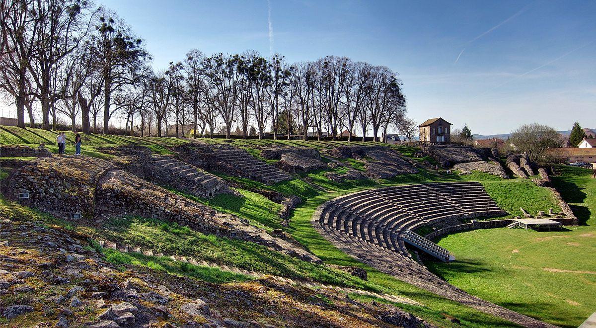 théâtre romain d autun