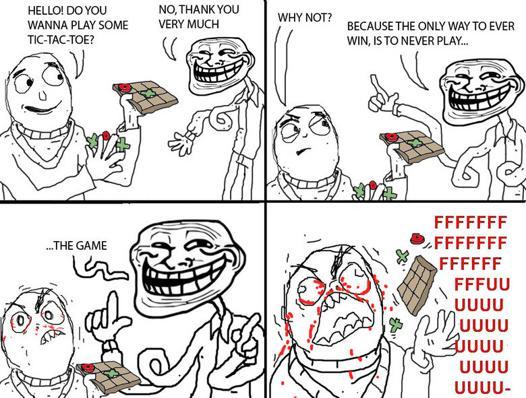 tic tac troll