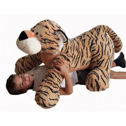 tigre en peluche