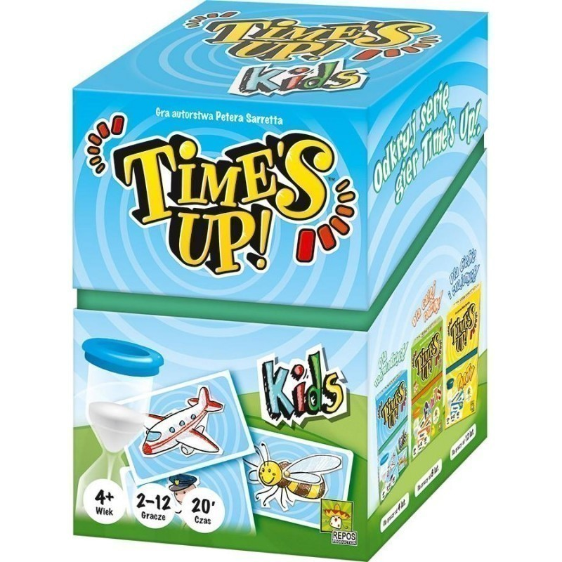 times up kid