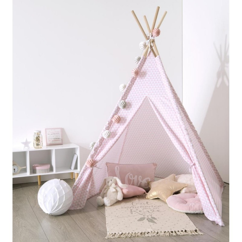 tipi chambre fille