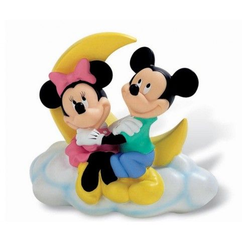 tirelire mickey minnie