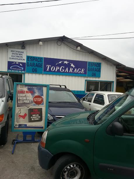 top garage antibes