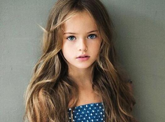 top model fille