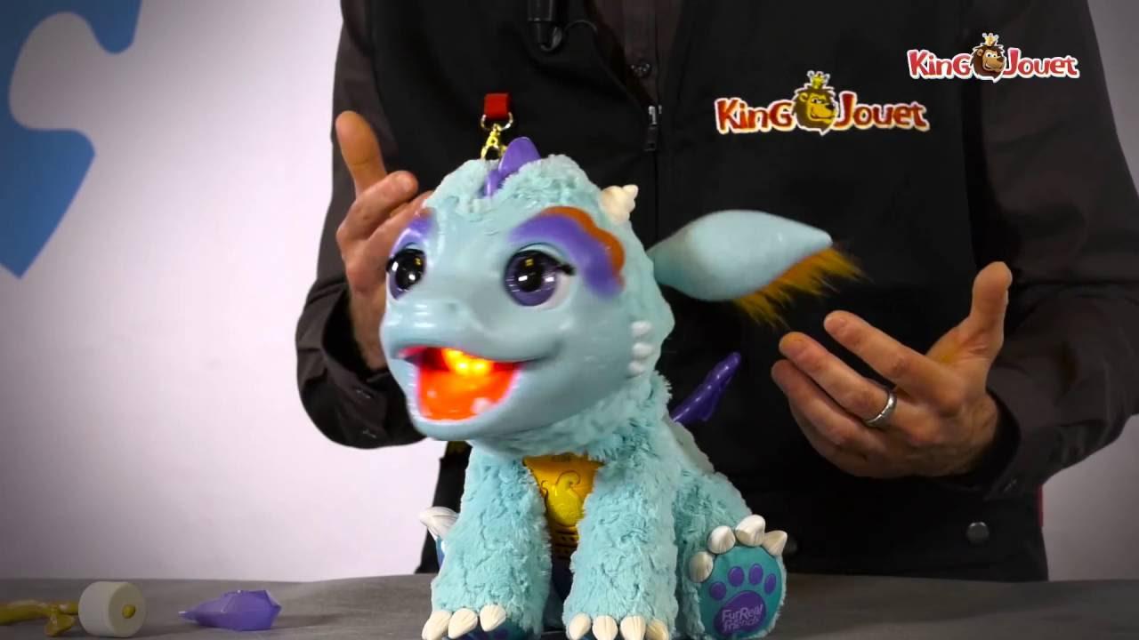 torch dragon magique