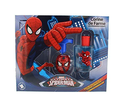 toupie spiderman