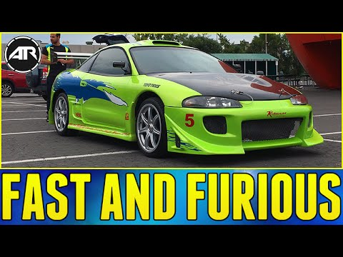 toyota eclipse fast and furious