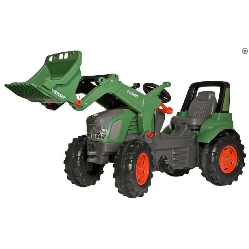 tracteur a pedale fendt