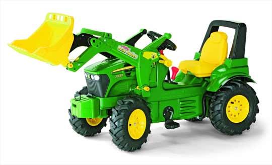 tracteur a pedale pour grand