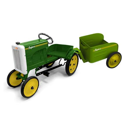 tracteur a pedale