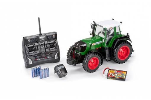 tracteur agricole radiocommandé