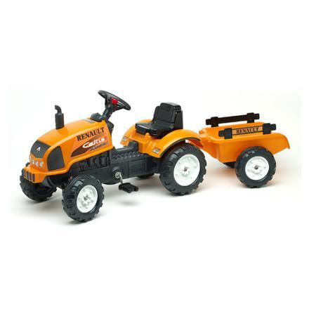 tracteur avec remorque jouet