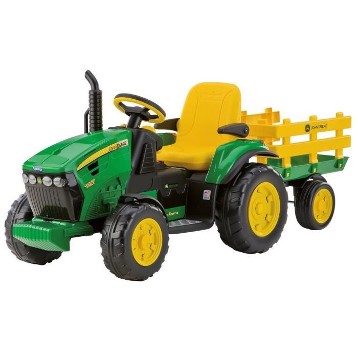 tracteur electrique 12v