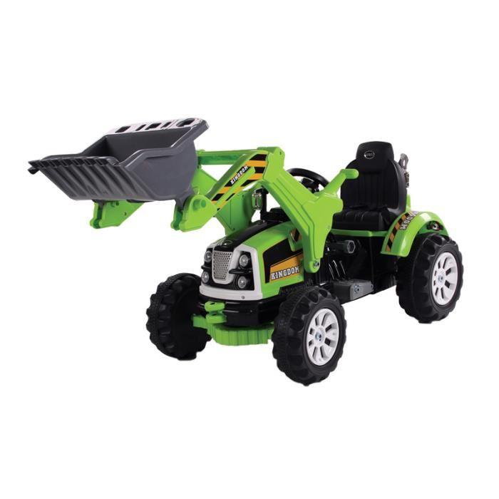 tracteur electrique pour enfant