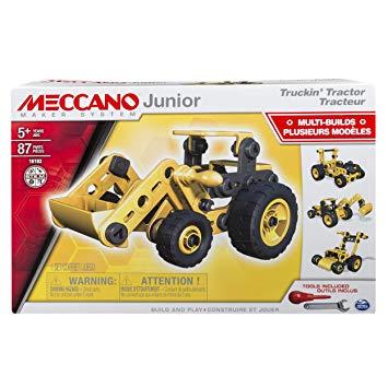 tracteur meccano
