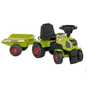 tracteur remorque enfant
