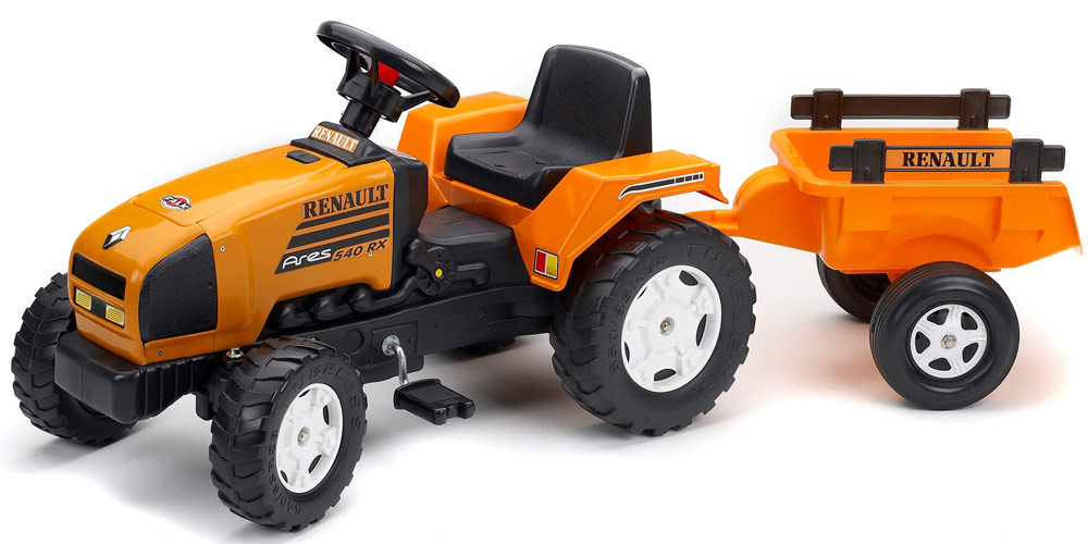 tracteur renault enfant