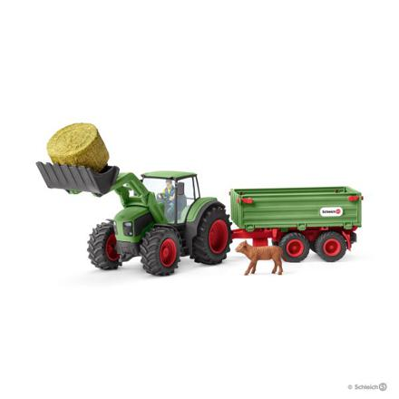 tracteur schleich