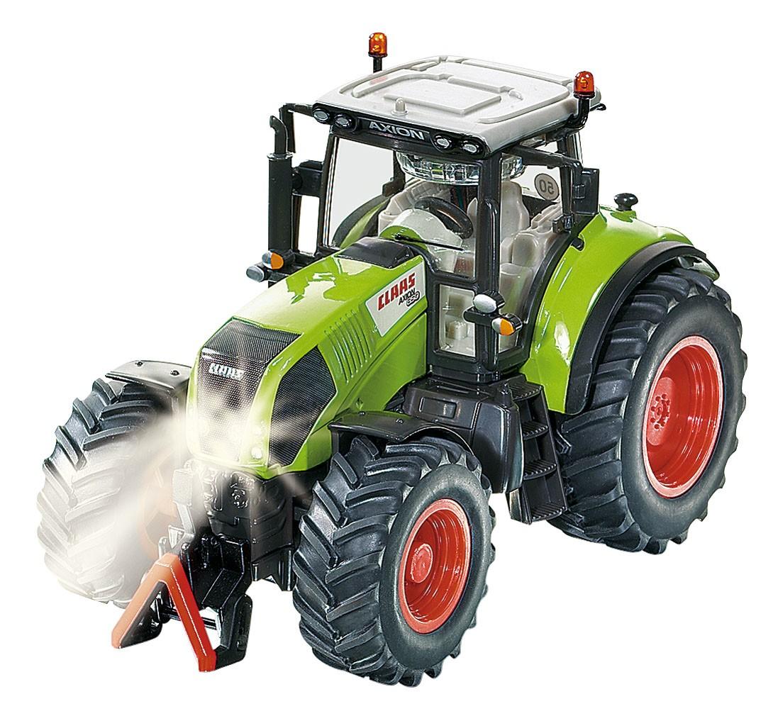tracteur télécommandé bruder