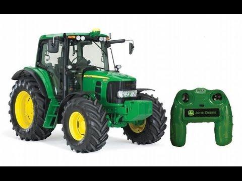 tracteur télécommandé jouet