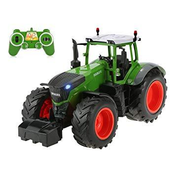 tracteur telecommander