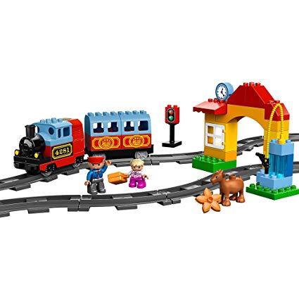 train duplo 10507