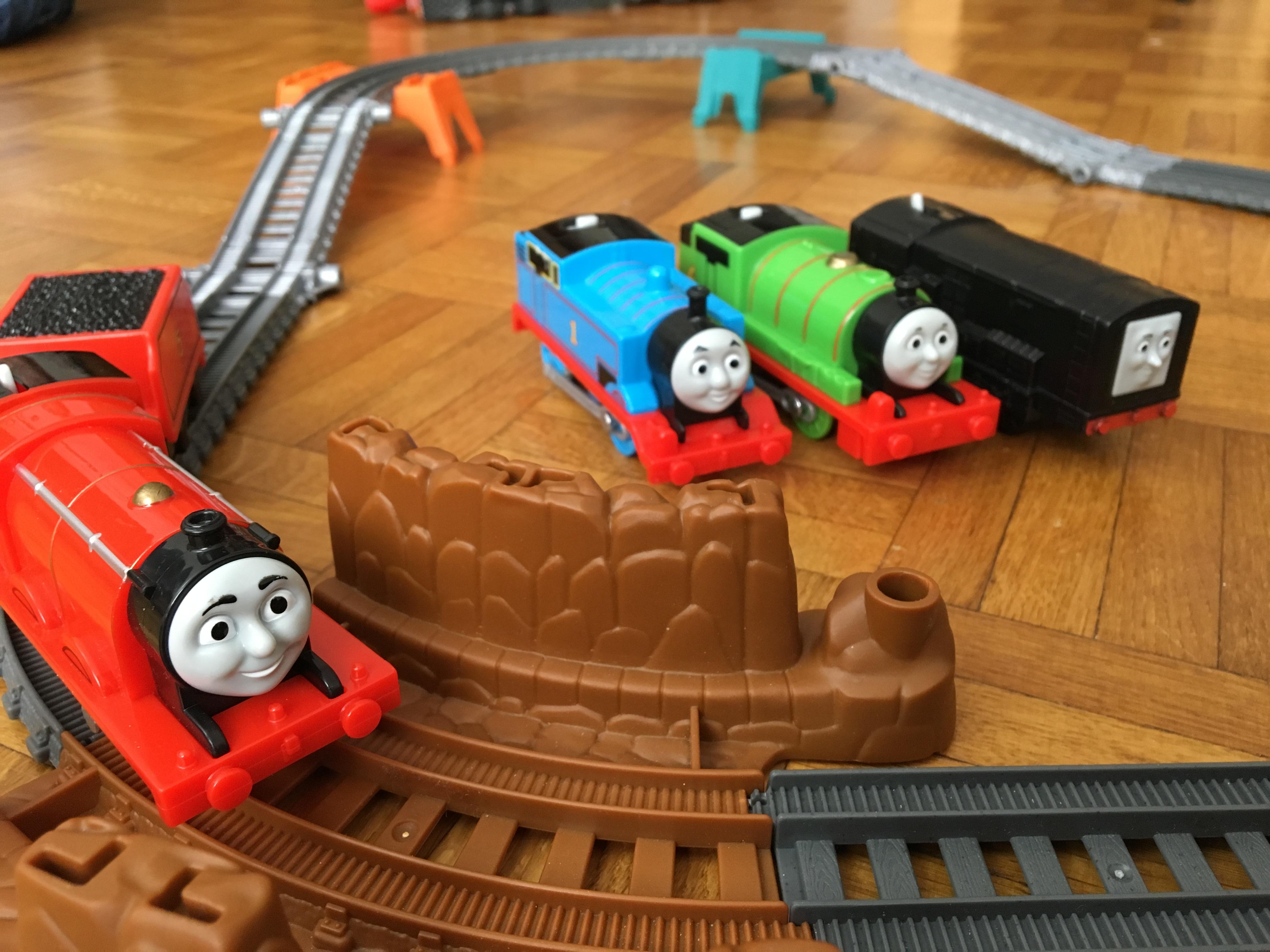 train electrique thomas et ses amis