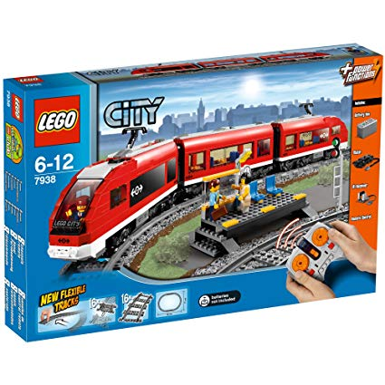train en lego city