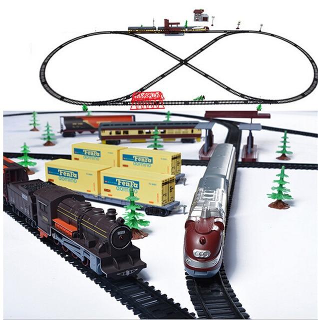train jouet electrique
