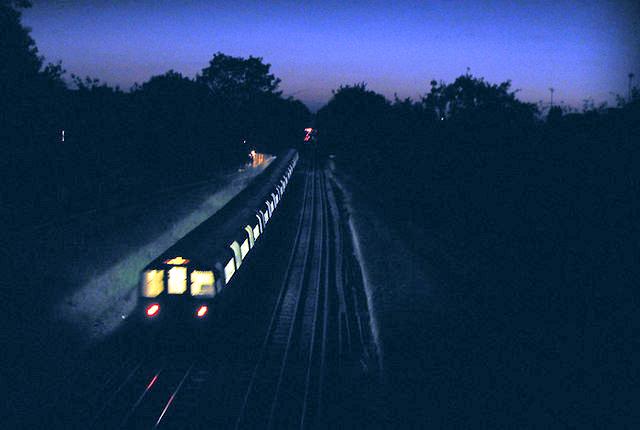 train magique