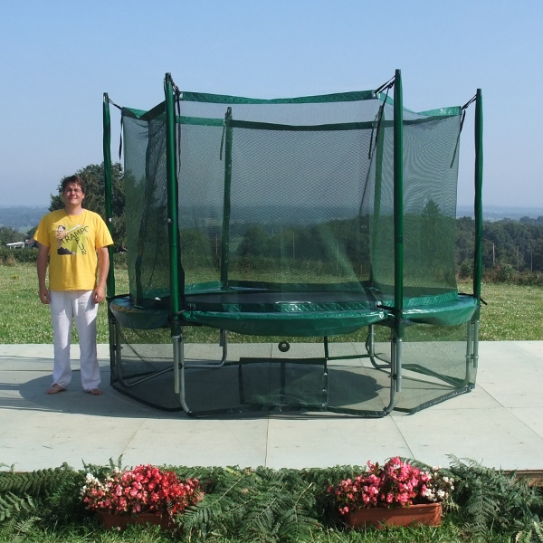 trampoline 3m05