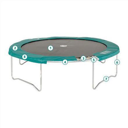 trampoline piece de rechange