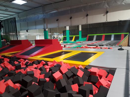 trampoline thionville