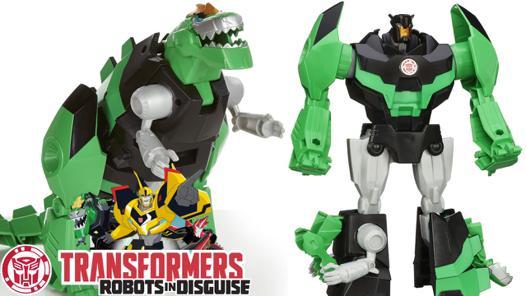 transformer dinosaure