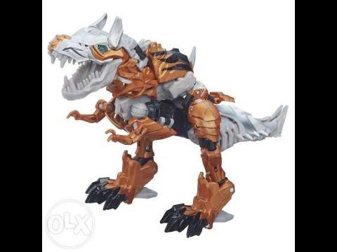 transformers dinosaure