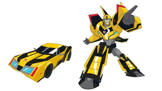 transformers personnage